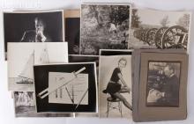 A Group of Vintage Photographs, Human Interest, Etc...