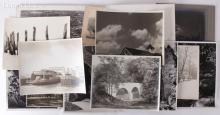 A Group of Vintage Photographs, Landscapes, Etc..