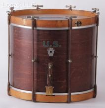 Ludwig Early 20th Century Military Snare Drum