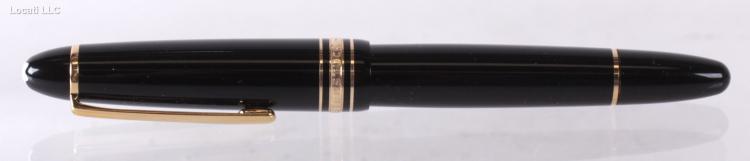Montblanc Meisterstuck Fountain Pen
