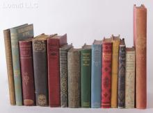A Group of 19th and Early 20th Century Books