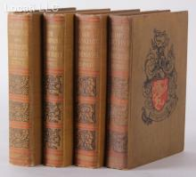 Four Books Written and Illustrated by Howard Pyle