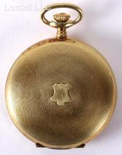 A Gold Filled Pocket Watch by Arnex