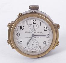 A Hamilton Navy Chronometer