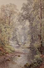 Harry Sutton Palmer (1854 - 1933) Watercolor