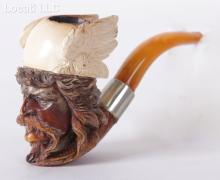A Meerschaum Pipe, Viking