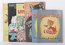 Six Paperback Picture Books