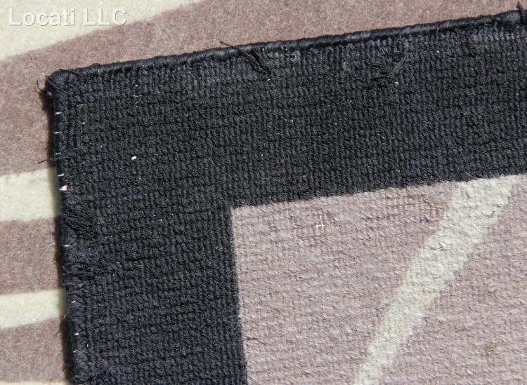 A contemporary rug frank lloyd wright design - Frank lloyd wright area rugs ...