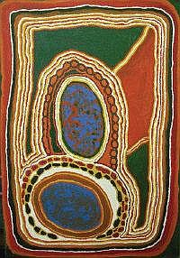 MUNTJA NUNGURRAYI (Australian, born c1930-1998)