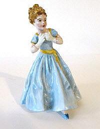 A Royal Doulton model,
