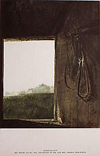Burning Off by Andrew Wyeth