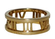 Tiffany 18K Yellow Gold