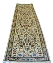 Persian Tabriz Runner, 3'2