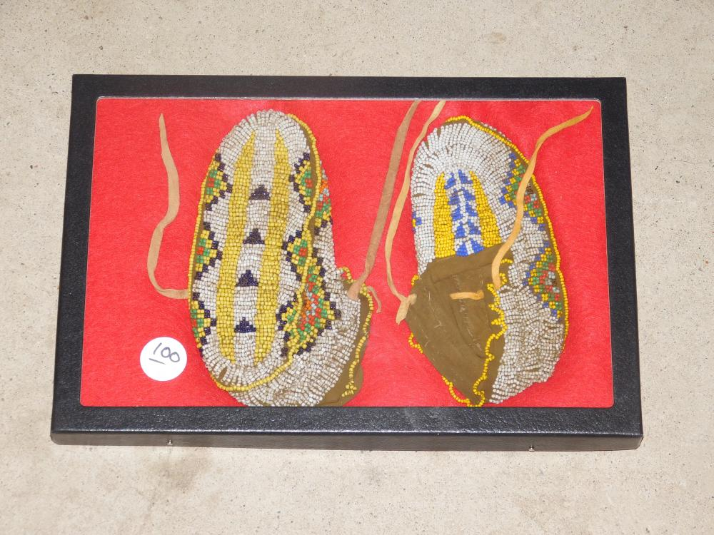 CEREMONIAL MOCCASINS