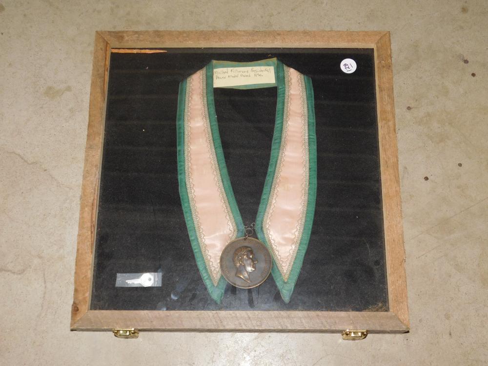 1850 FILLMORE MEDAL