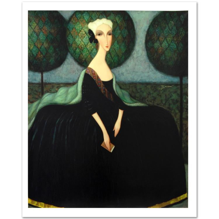 Catherine The Great by Sergey Smirnov