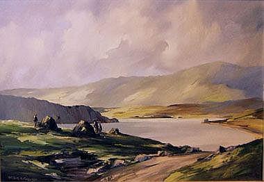 ARTHUR H TWELLS ARUA (b.1921), 'Connemara