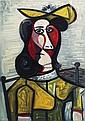 AFTER PABLO PICASSO, 'Portrait of Dora Maar',