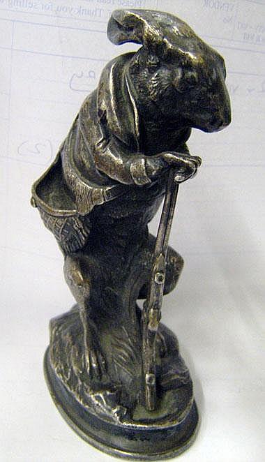 ALPHONSE-ALEXANDRE ARSON (1822-1880), silvered