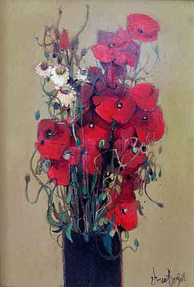ROBERT VERNET BONFORT (France b.1934), 'Still Life