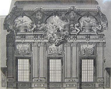 CAROLUS REMBSHART (1678-1735), after Paul Decker