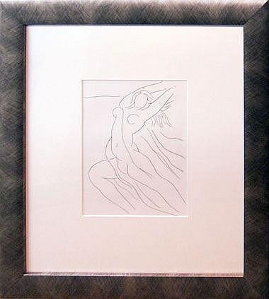 AFTER HENRI MATISSE (1869-1954), 'Dance',