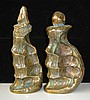 LORENZO QUINN SALT AND PEPPER SHAKERS, for Cunill, Lorenzo Quinn, Click for value