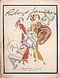 ENRICO SACCHETTI (1877-1967), 'Robes et Femmes', Enrico Sacchetti, Click for value