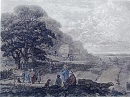 PETER TILLEMANS (1684-1734), 'Fox chase',