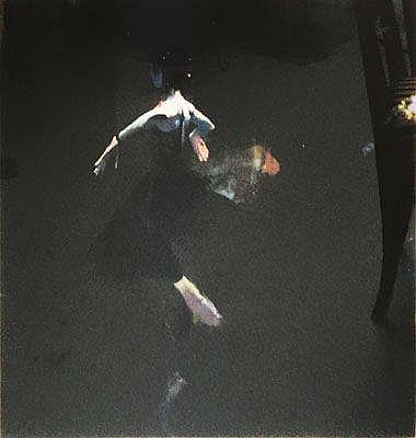 ROBERT HEINDELL, 'Flamenco dancing', 35/250, 90cm
