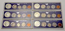 (6) United States Special Mint Set, '66-'67