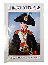 Book, Gorgets Classic, Le Hausse-Col Francais