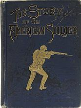 The Story of the American Soldier by Brooks, 1889