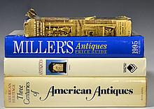(4) Books, Antique Reference Books