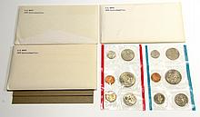 (3) United States Proofs Sets, 1979, S. Anthony