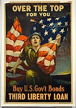 WWI Over The Top For You, Buy Liberty Loans