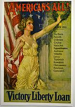 WWI Americans All, Howard Chandler Chrisey