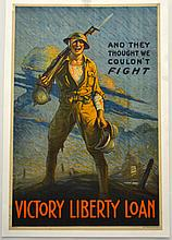 WWI Victory Liberty Loan, Vic Forsythe