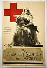 WWI The Greatest Mother In The World, Red Cross