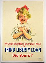 WWI Daddy Bought Me a Government Bond