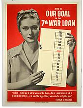 WWII This is Our Goal in the 7th War Loan