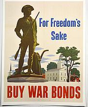 WWII For Freedom's Sake, John Atherton, Small