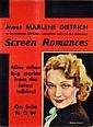 Poster, Meet Marlene Dietrich,