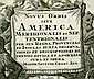 Map, Seutter, ''Novus Oribs Sive America'', 1730