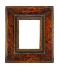 17th Century Spanish Marble Panel Frame
