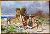 RICCARDO PELLEGRINI (MILANO 1863 CRESCENZAGO 1934), Riccardo Pellegrini, €700