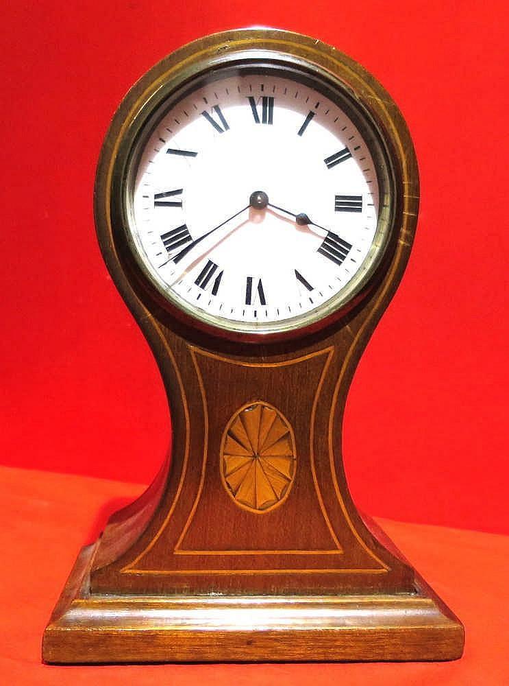 Orologio da tavolo in legno inghilterra xix secolo for Orologio da tavolo legno
