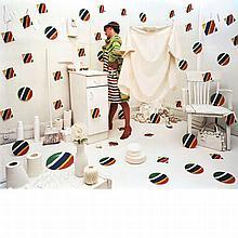 Sandy Skoglund - ACCESSORIES, 1979 - Stampa C-Print, cm. 67,5x85