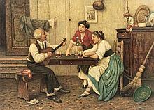 Lot 62: LUIGI PASTEGA (Venezia 1858 - 1927)