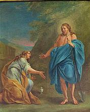 Lot 112: LOUIS DE SILVESTRE (Parigi o Sceux 1675 - Parigi 1770) seguace di.